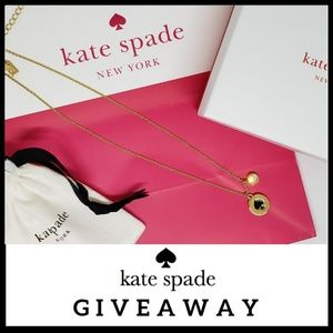 Anthropologie Accessories - FOLLOW GAME & KATE SPADE GIVEAWAY
